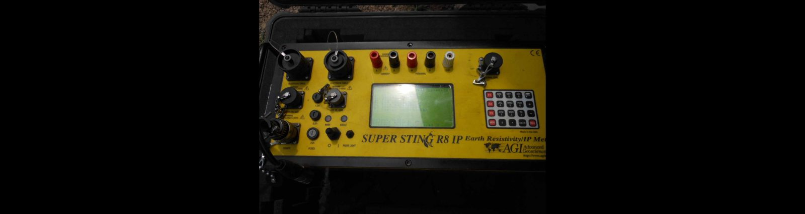 Earth Resistivity Meter SuperSting